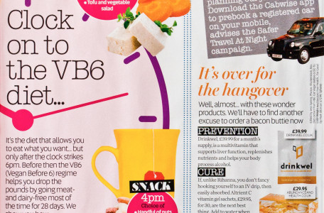 Now Magazine_drinkwel coverage